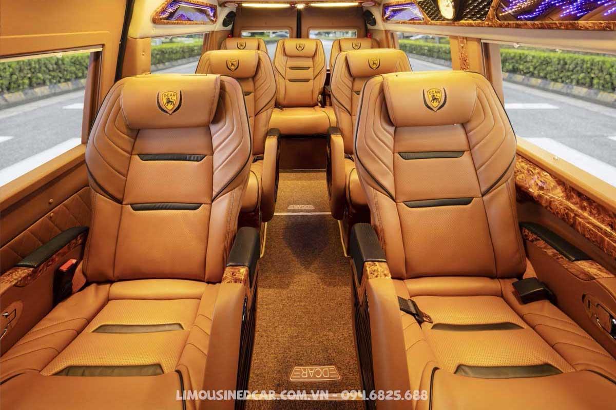 Dcar Limousine - Ford Transit