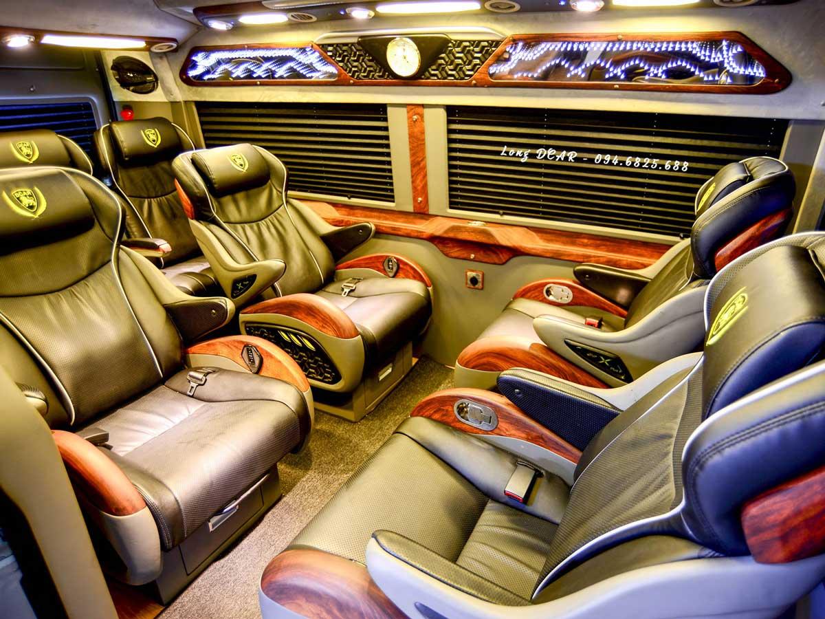 Dcar Xplus - Ford Transit