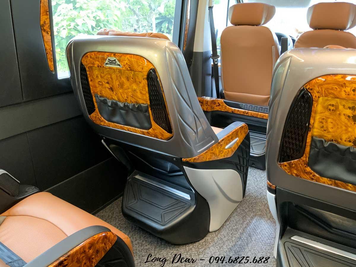 Solati Limousine – Dcar Hạng Thượng Đỉnh