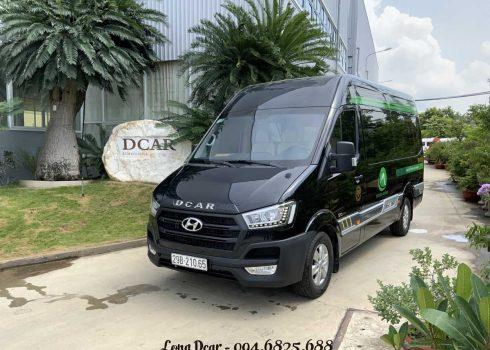 Sự hình thành và phát triển của công ty Dcar Limousine