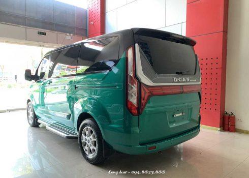 Ford Tourneo máy dầu  – Phiên bản được mong chờ nhất 2020