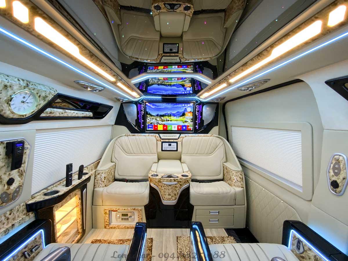 Dcar President – Ford Transit Limousine