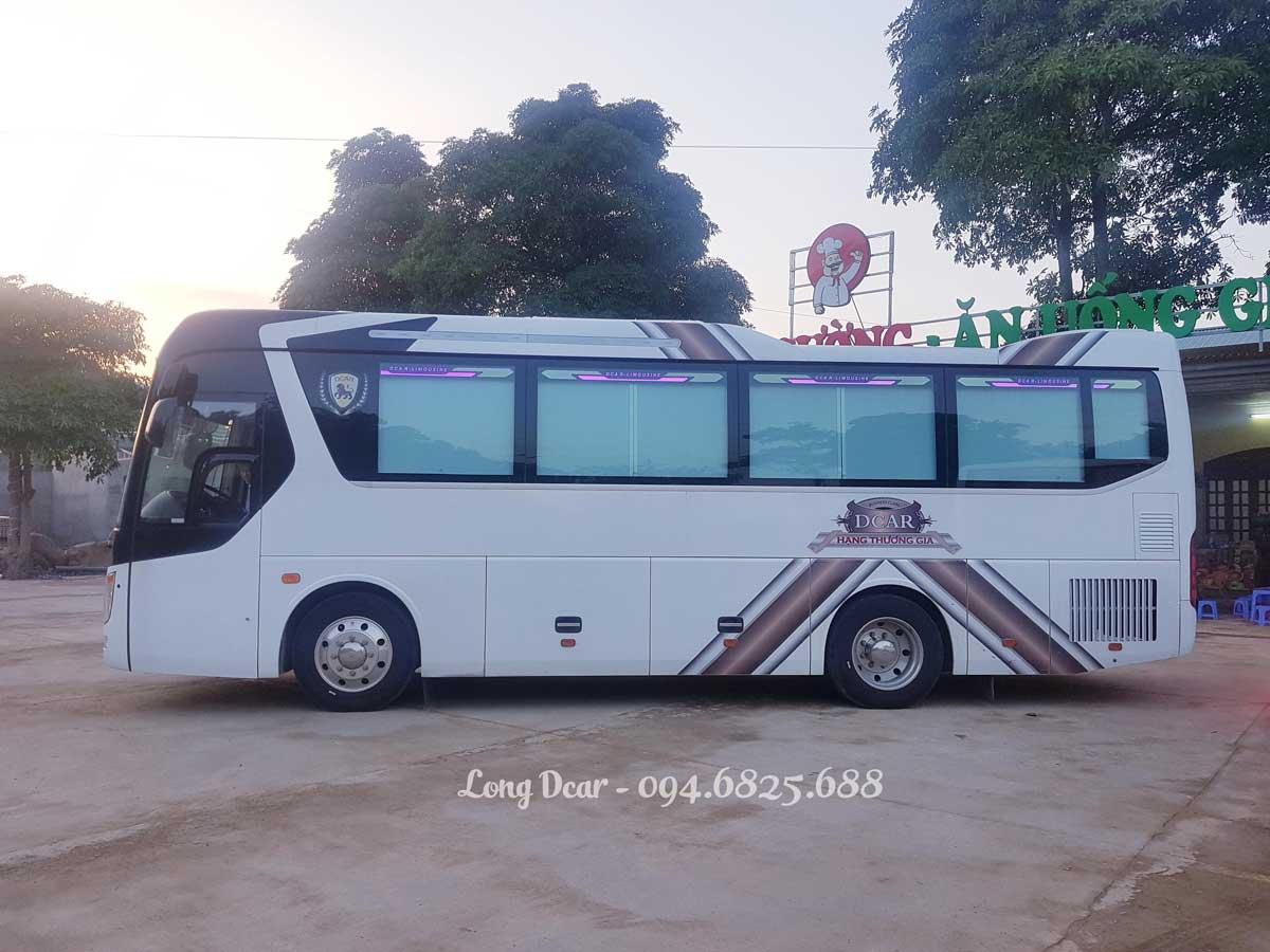 Xe Dcar Limousine 16 chỗ – Hạng thương gia