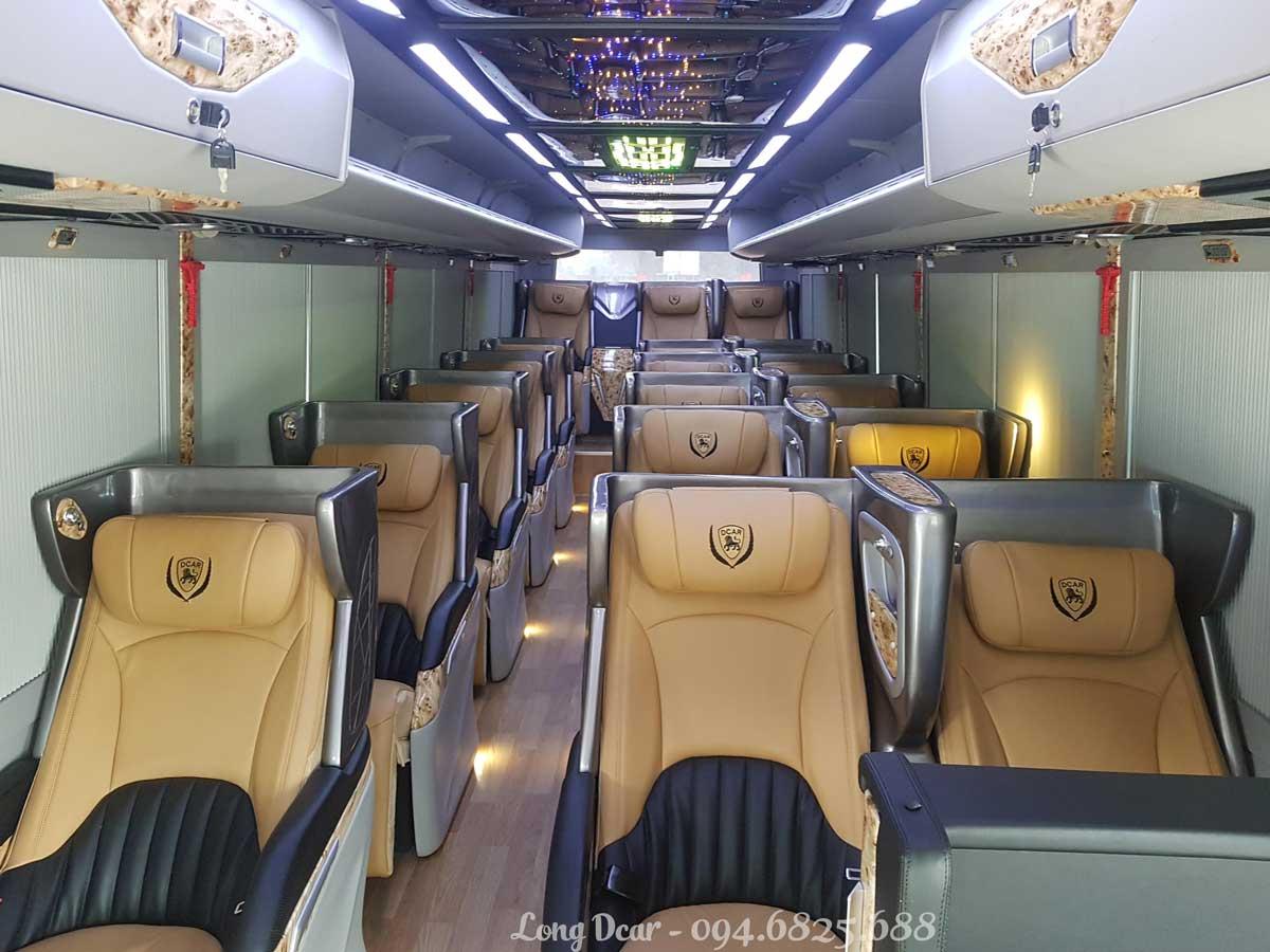 dcar limousine 19 chỗ