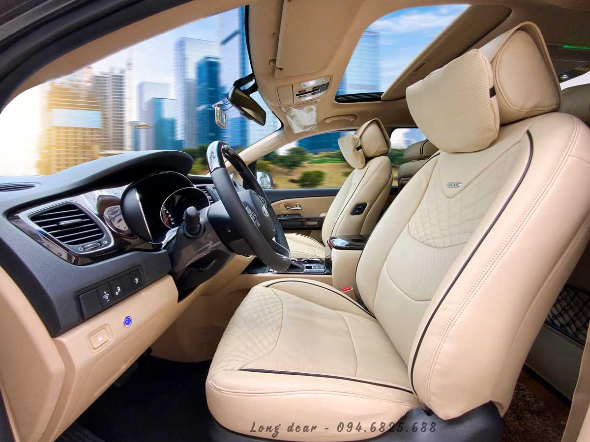 Kia Sedona Limousine – Gói Nâng Cấp Dcar Limousine